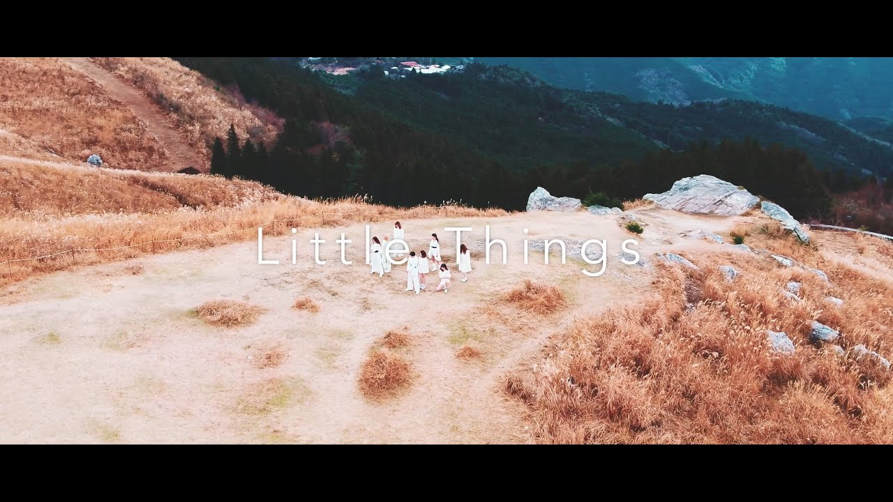 DA's「Little Things」Music Video